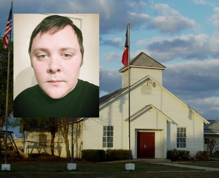 Devin Patrick Kelley, First Baptist Church of Sutherland Springs Texas