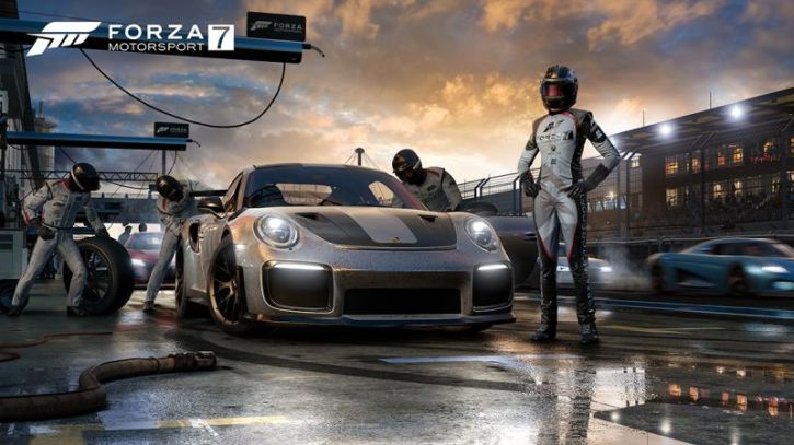 Forza Motorsport 7' DLC Release Date: New Update Preps Game For Xbox