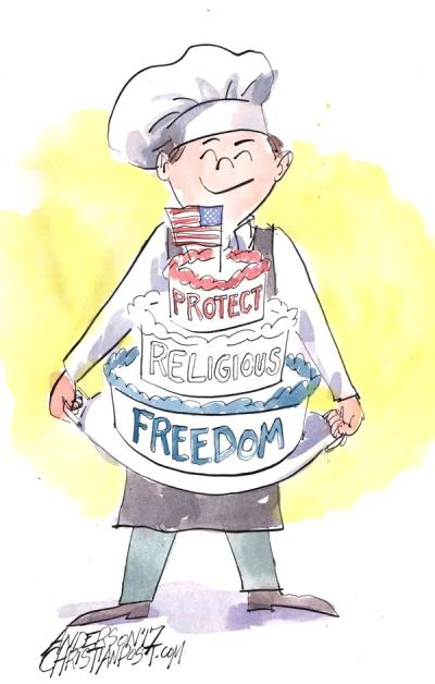 America Believes in Religious Freedom!