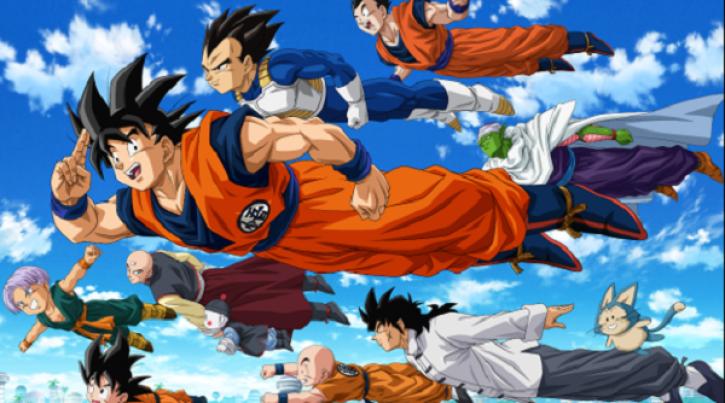 dragon ball super funimation dub release