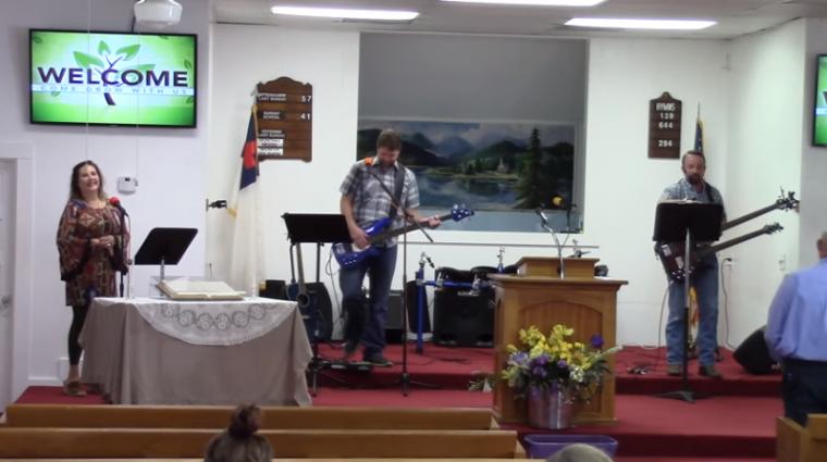 First Baptist Church, Sutherland Springs, Texas
