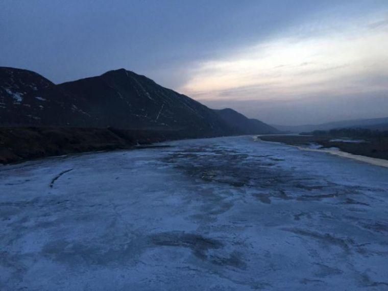 tumen river, north korea