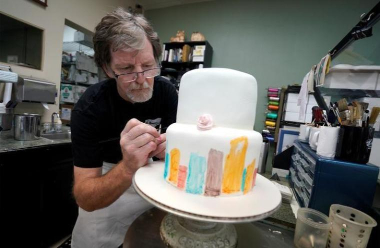 Colorado Baker Jack Phillips Back in Court After Refusing to Make Cake Celebrating Gender Transition