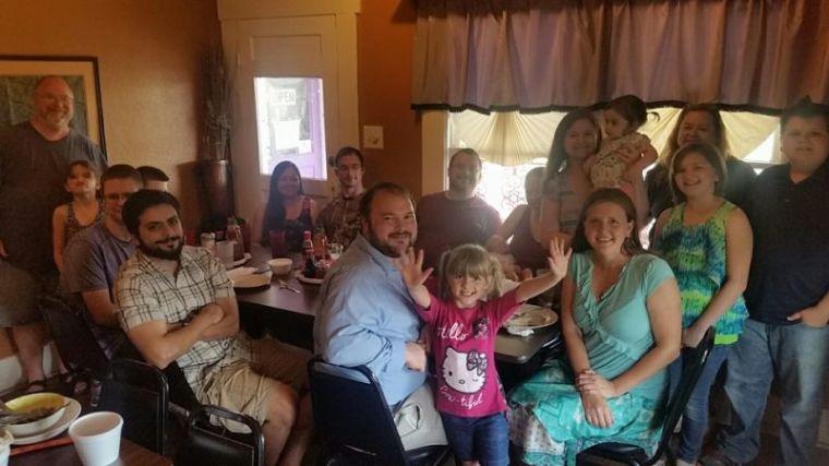 The Holcombe Family