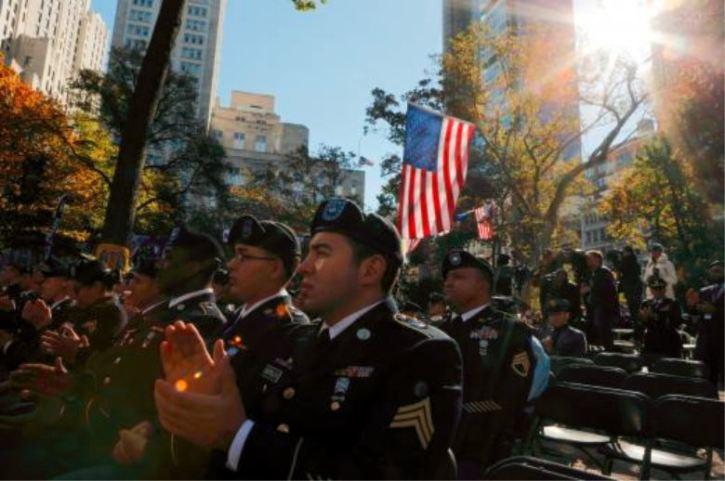Veterans Day 2017 Latest News: List of Establishments