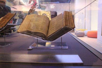 William Bradford's Bible