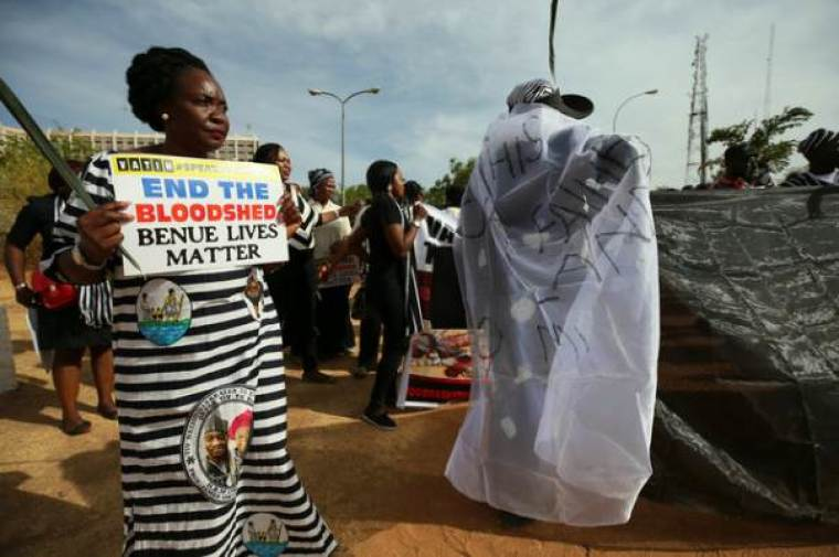 Six Christian schoolgirls, others abducted by Fulani herdsmen in Nigeria