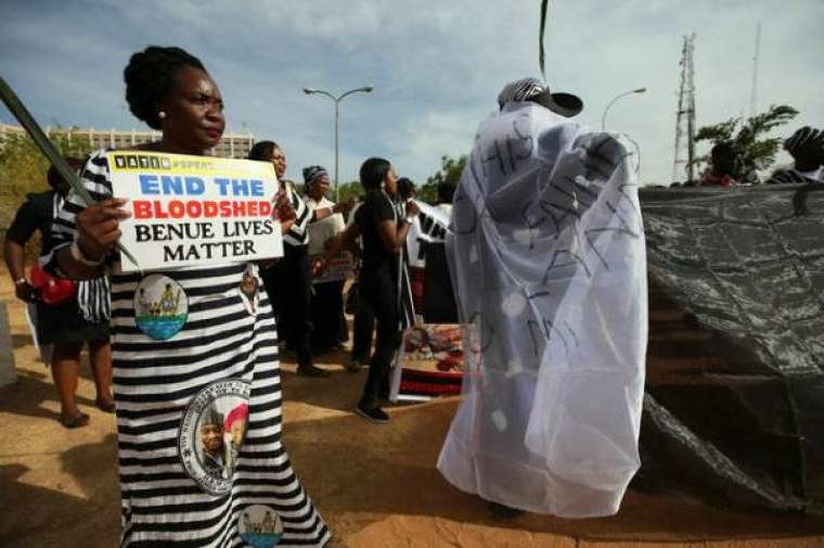 fulani protest, nigeria