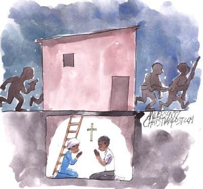 Sudan's Christians Carry On Despite Persecution