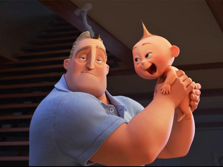 'Incredibles 2' by Pixar