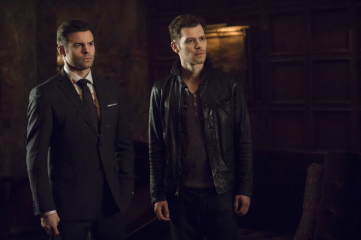 The Originals' Season 5 Spoilers: Set Photos From Finale Filming
