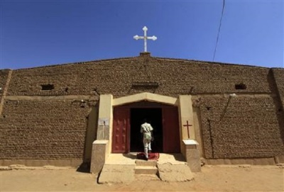 Church in Sudan