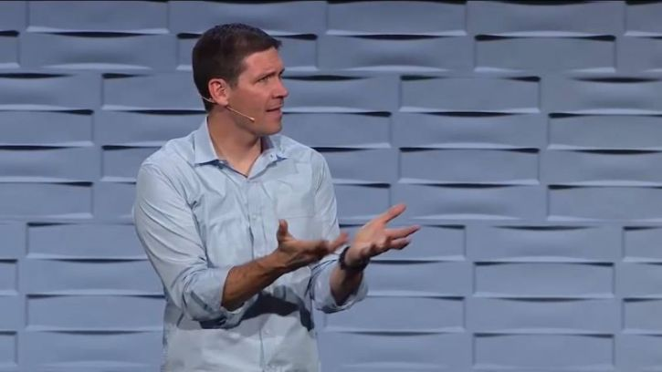 Matt Chandler: Being Reformed and Charismatic Feels Like