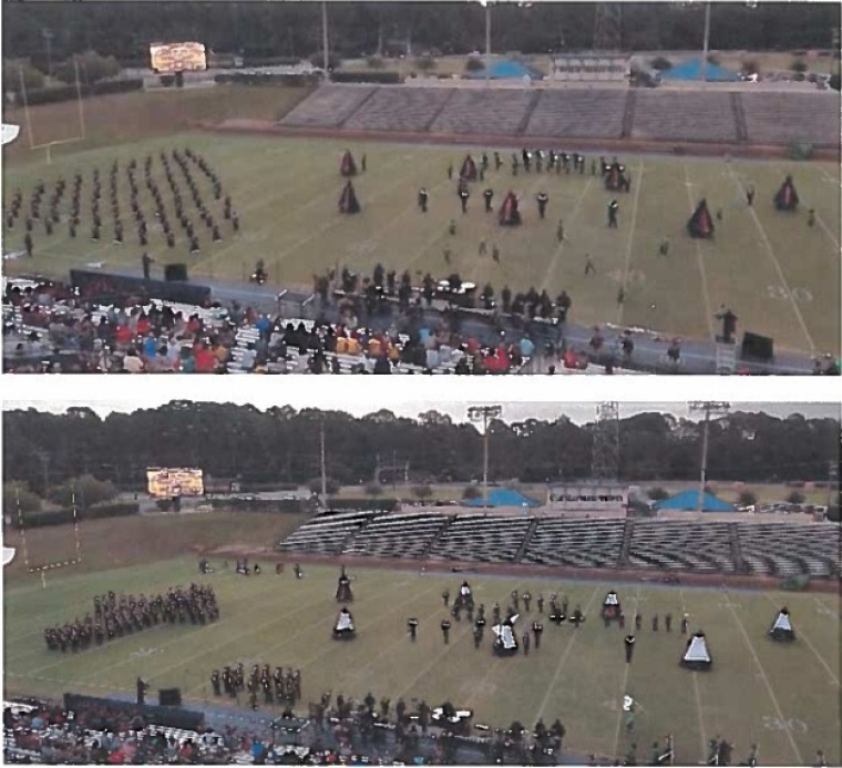Perry High School Marching Band