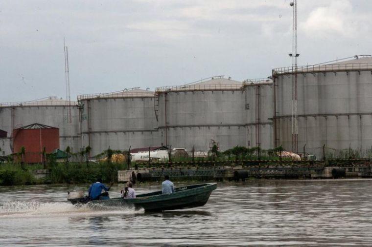 Nigeria delta