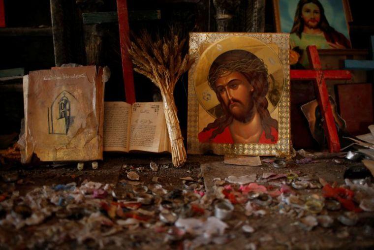 Iraq church