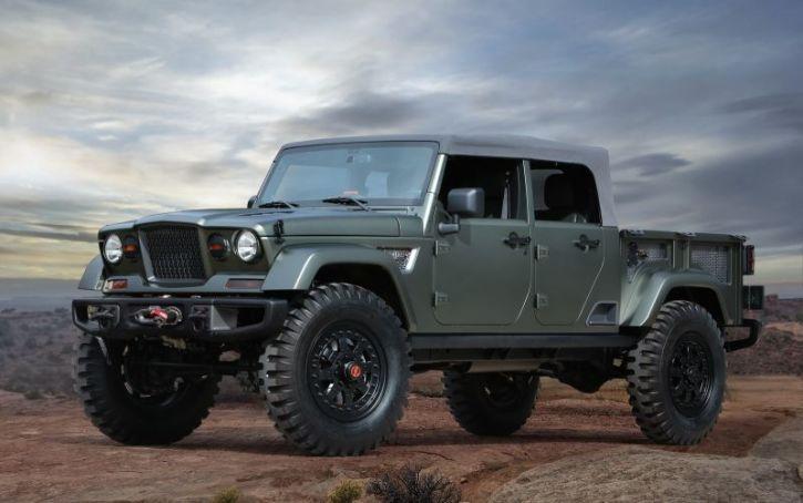 2019 Jeep Scrambler Release Date Specs News Wrangler