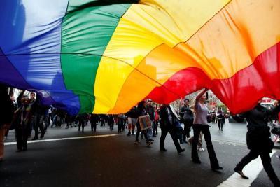 Australia LGBT march