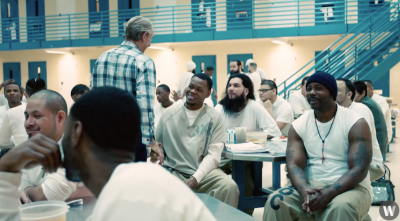 willow creek prison ministry, cook county jail