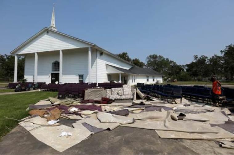 texas church, harvey