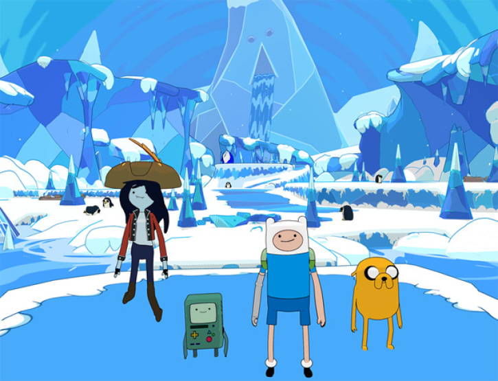 Adventure Time' Open World Game Coming to PC and Consoles in