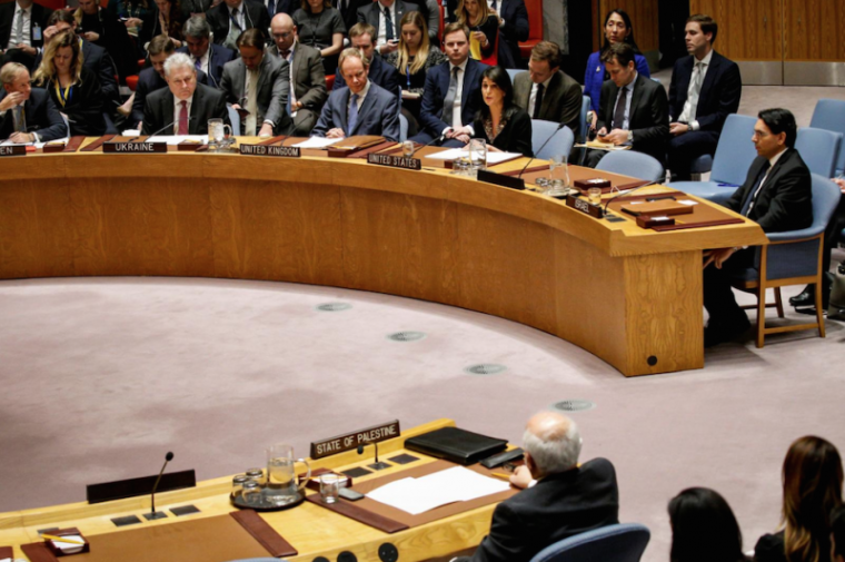 united nations, nikki haley