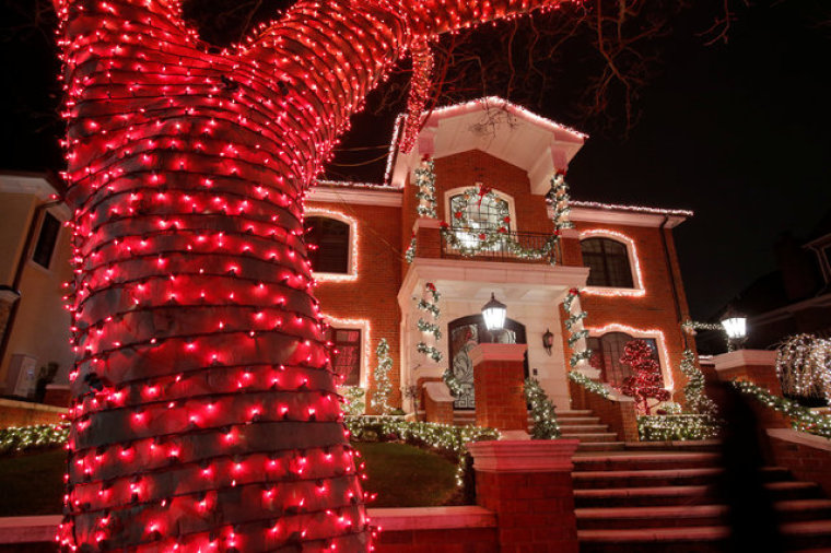 christmas lights, decoration