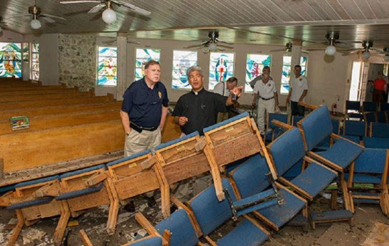 St. Peter Catholic Church in Big Pine Key