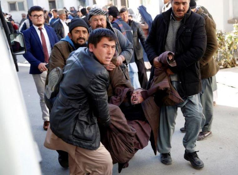 Kabul terror attack