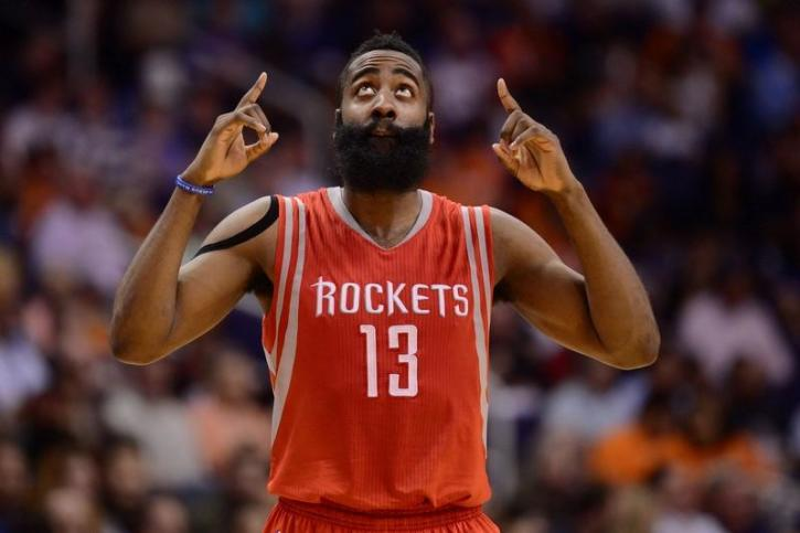 2d5d9fd671cf James Harden Injury Update  Houston Rockets Player Hurts Hamstring ...