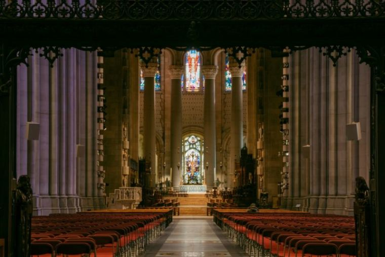 St John the Divine Cathedral