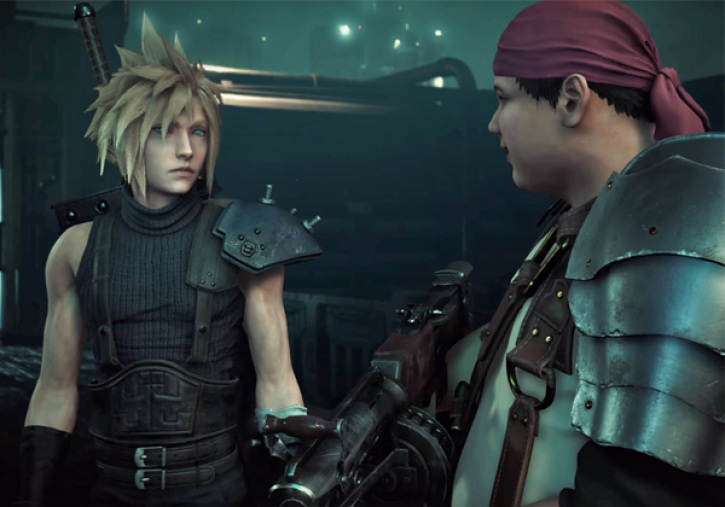 Final Fantasy 7' Remake: Cloud's New Design is a Nod to the
