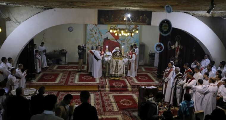 coptic christians christmas