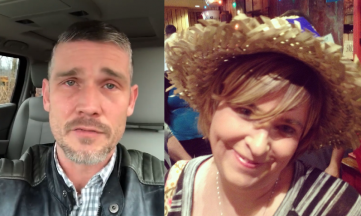 Tearful Pastor Greg Locke Admits He Is Now Divorced, but