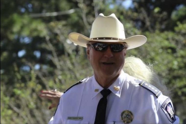 Sheriff Randy Seal