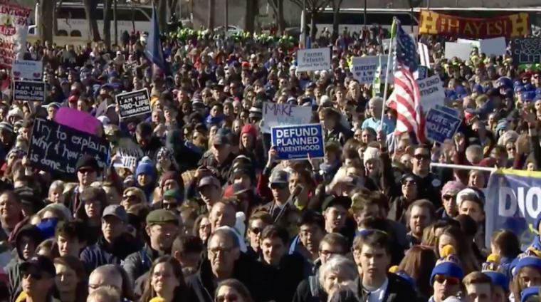 march for life, pro-life