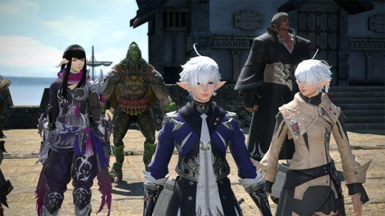 Final Fantasy XIV' News: Massive Game Update Arrives Jan  30