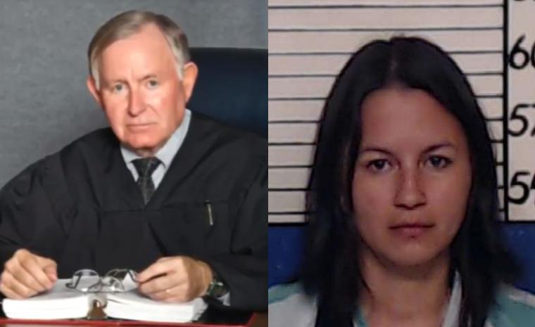 Judge Jack Robison, Gloria E. Romero-Perez