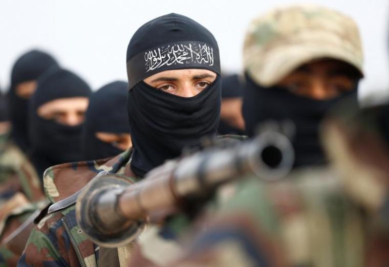 Turkey Free Syrian Army