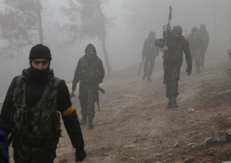 Turkish-backed Free Syrian Army