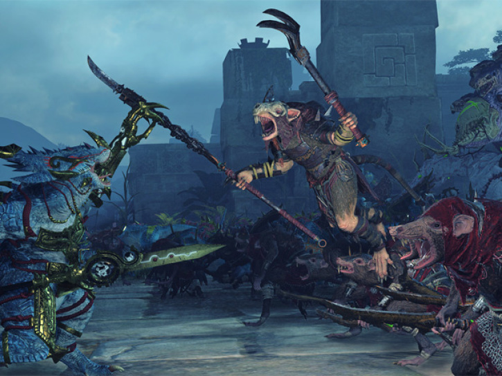 Total War: Warhammer 2' Free Character Released With DLC - The