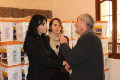 Juliana Taimoorazy, iraqi refugees