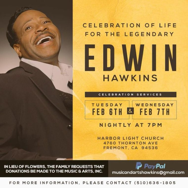 Dr. Edwin Hawkins