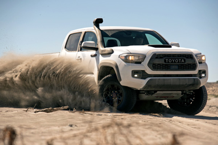 Toyota I Road Release Date >> 2019 Toyota Tacoma Release Date Specs News New Off Road Pickup