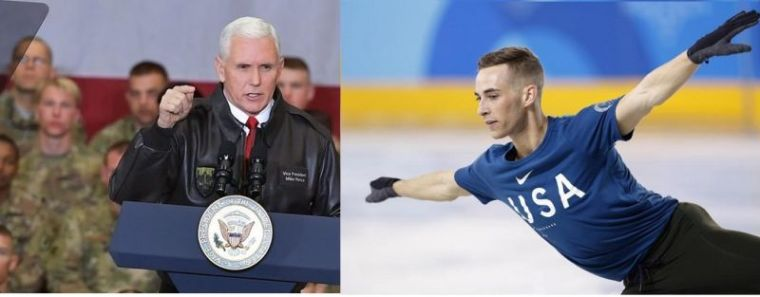 Mike Pence (L)