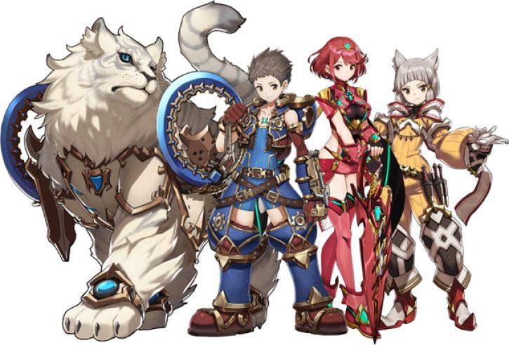 Xenoblade Chronicles 2' Latest News: New Game Plus Mode to