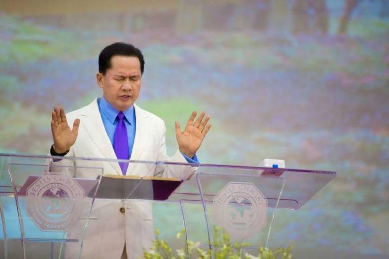 Pastor Apollo Quiboloy