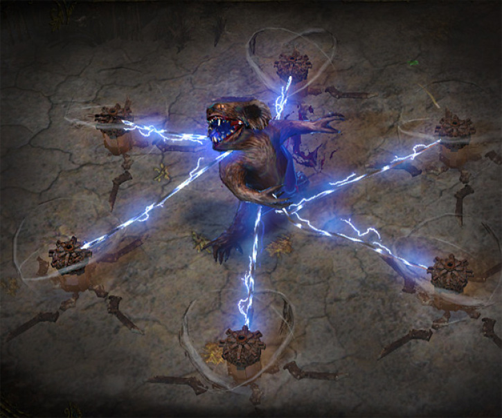 Path Of Exile' Will Feature Monster Hunting in a Massive New