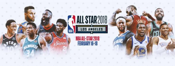 4080db96c833 NBA All-Star Weekend News  Most Diverse Celebrity Game Yet