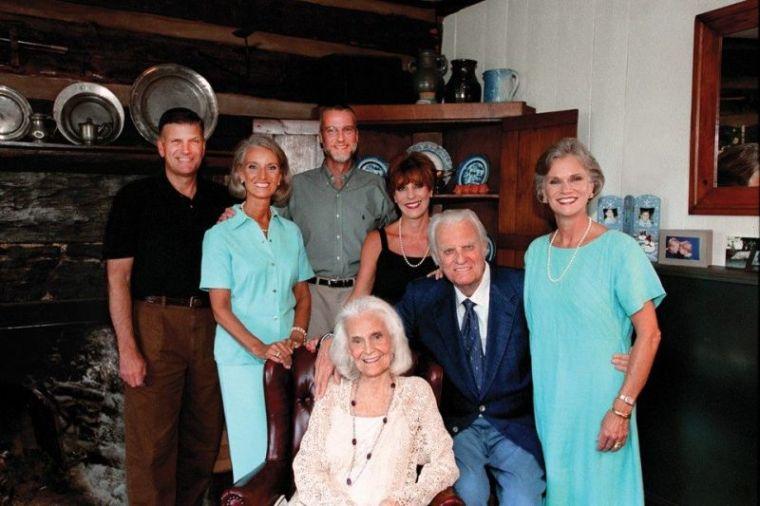 Billy Graham family